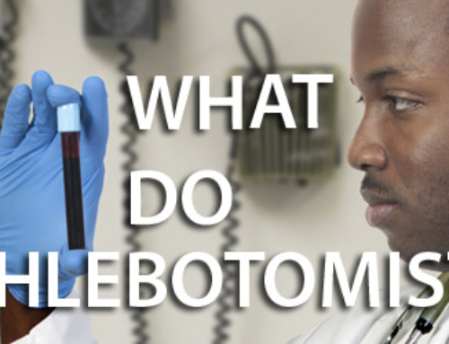 What Does A Phlebotomist Do?