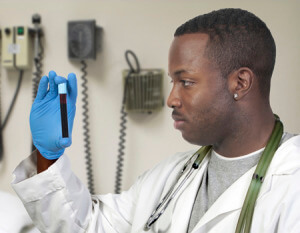 Phlebotomy training and certification